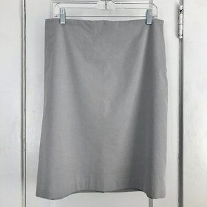Ellen Tracy Grey A-Line Sz 14